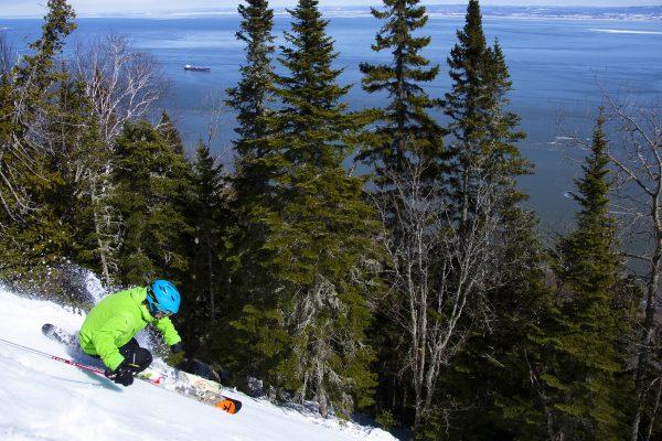 Le Massif de Charlevoix et le Mont Grand-Fonds enfin démystifiés!
