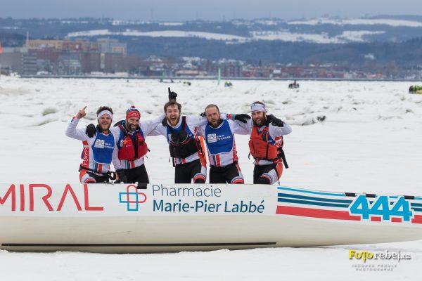 Canot à glace – Découvrez l'envers du décor de ce sport méconnu