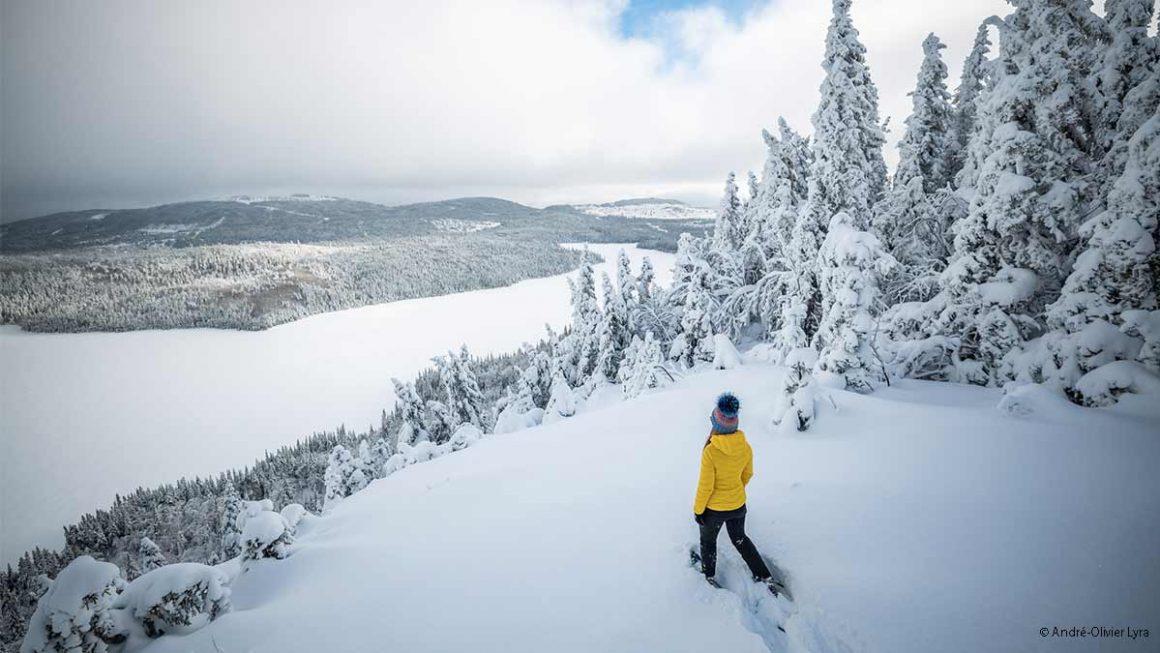 Les 5 endroits les plus «instagrammables» de Charlevoix en hiver